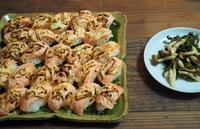 温泉のあとは炙りチーズサーモン - sobu 2