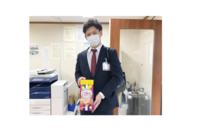 F先生お土産ありがとうございます!! - 長崎大学病院 医療教育開発センター      医師育成キャリア支援室
