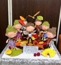 「秋のオーケストラ」人形設営しました。 - 図工舎 zukosya blog