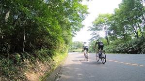 思わぬ出来事in大山 - 自転車コギコギ日記