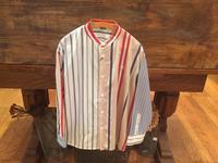 "FITH""スタンドカラーBIGL/Sシャツ""【NO,208106-1】 - LOB SHOP"
