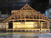 墨田区江戸東京博物館の建築模型の見学。 - 一場の写真 / 足立区リフォーム館・頑張る会社ブログ