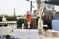 オテル・ド・クリヨンのルーフトップバー「ボンソワール・パリ」コンコルド広場からエッフェル塔を一望できます - keiko's paris journal                                                        <パリ通信 - KSL>