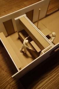 厨房のスタディ模型 - 池内建築図案室 通信