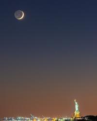 地球照 - Triangle NY