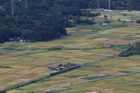 初秋の越後平野の東端- 2020年初秋・磐越西線 - - ねこの撮った汽車