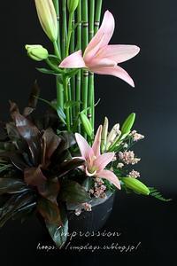 定期装花からユリ:マレット - Impression Days