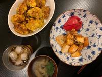 トウモロコシを揚げてみた - bluecheese in Hakuba & NZ:白馬とNZでの暮らし
