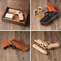 Tomenosuke Blaster Rubber Band Gun & Holster bundle set - 下呂温泉 留之助商店 入荷新着情報
