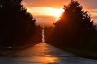【斜里】天に続く道 - slow life-annex