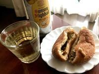そしてセブンのカレーパン♪(ランチの続き) - よく飲むオバチャン☆本日のメニュー