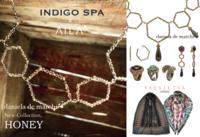 10/8-10 三日間、神戸元町INDIGO SPAにてAILAコラボ展示会!特典あり!!!! - 芦屋Select Shop AILA Lady Luxe