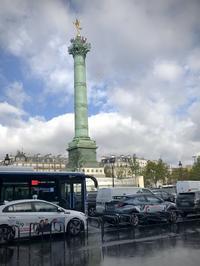 バスティーユ広場 Place de la Bastille - tony☆ 3