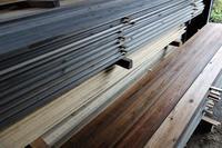 外壁の風合い - SOLiD「無垢材セレクトカタログ」/ 材木店・製材所 新発田屋(シバタヤ)