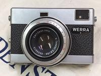 CARL ZEISS JENA WERRA 3 Eマウント化移植する - 写真機持って街歩き、クラシックカメラとレンズを伴に