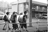 小学生下校時の光景 - 照片画廊