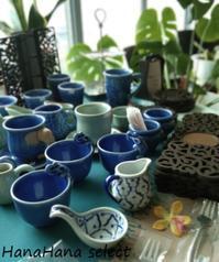 セラドン焼きの器など - HanaHana Selection