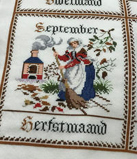 """""""オランダの12ヶ月"""" 9月♪ - ladder of the angel"""