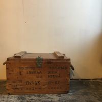 木箱弾薬箱キャンプ道具キャンプギア - アンティークショップ 506070mansion 札幌 買取もやってます!