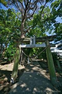 益城町にある安永神社 - Mark.M.Watanabeの熊本撮影紀行