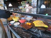 コンラッド大阪の朝食バッフェ。 - rodolfoの決戦=血栓な日々