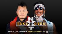 NXTテイクオーバー31対戦カード最新情報-KUSHIDA対ドリーム戦が追加- - WWE Live Headlines