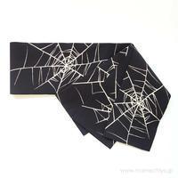 蜘蛛の巣の帯が入荷しました! - 豆千代モダン Blog