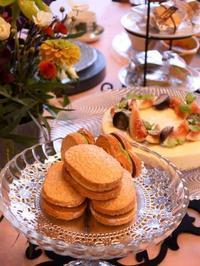 9月レッスンで嬉しかったこと♪ - お菓子、紅茶、大好き!