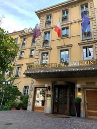 【番外編】イタリア・ミラノのホテルBaglioni Hotel Carlton - おフランスの魅力
