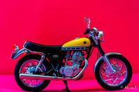 バイクは楽し!!YAMAHA SR400 -72- - ◆Akira's Candid Photography