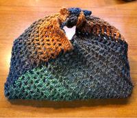 オパール毛糸で東袋 - 南東風のハンドメイド(手編み)