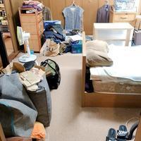 【現場レポ】お部屋の目的を考え、整理する - ufufuspaceいなべ市おかたづけ
