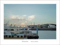 久しぶりの風景 - Minnenfoto