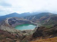 200921蔵王山(熊野岳) - 100日記