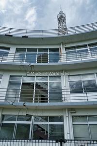 旧東海大学阿蘇校舎1号館 - Mark.M.Watanabeの熊本撮影紀行