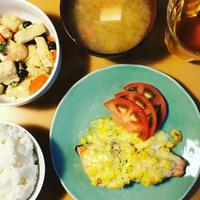 【鮭のコーンマヨ焼き】「ついで」が助かる - 節約日和