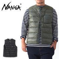 NANGA [ナンガ] M's INNER DOWN VEST [N1Id] インナーダウンベスト・ダウンベスト・インナーダウン・MEN'S - refalt blog