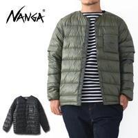 NANGA [ナンガ] M's INNER DOWN CARDIGAN DETACHABLE SLEEVE [N1ID] インナーダウンカーディガン・MEN'S - refalt blog