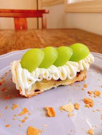 シャインマスカット - Cafe Myrtille