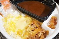 ■ドライブスルーで【すき家のオム牛カレー/オニオンサーモン丼】 - 「料理と趣味の部屋」