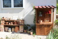 小さすぎる小屋をDIY☆ - ペコリの庭と時々パン