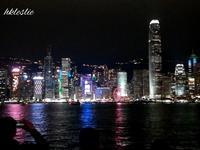 毎日でも見飽きない幻彩詠香江A Symphony of Lights - 香港貧乏旅日記 時々レスリー・チャン