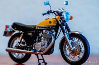 バイクは楽し!!YAMAHA SR400 -73- - ◆Akira's Candid Photography