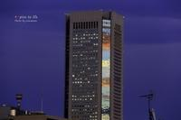 Sunset color building - + Spice to life