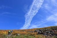 雲海と紅葉の月山part1 - お山遊び