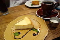 Cafe Hi famigliaさんでチーズケーキ - *のんびりLife*