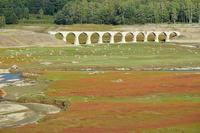 タウシュベツ川橋梁 - Photo Of 北海道大陸