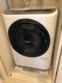 洗濯機買い替え(縦型→ドラム式) - キロクのキロク
