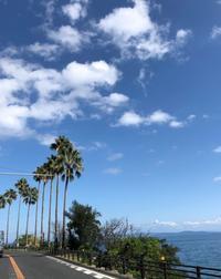 青空青い海爽やかな一日を満喫 - 島暮らしのケセラセラ