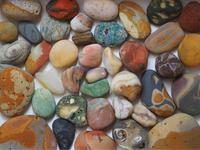 【海で拾った石】9月最後の石拾い - azukki的.